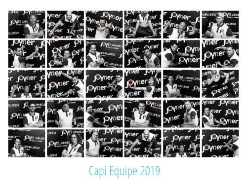La SamUnivesity laurea i Capi Equipe 2019